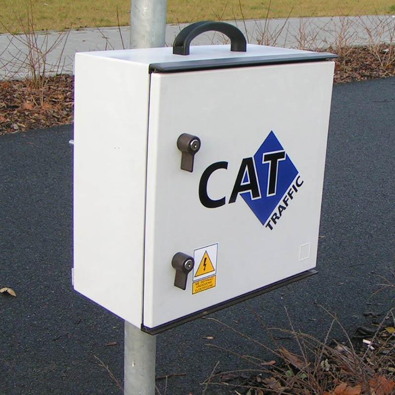 Radarowa stacja pomiaru ruchu EasyCount