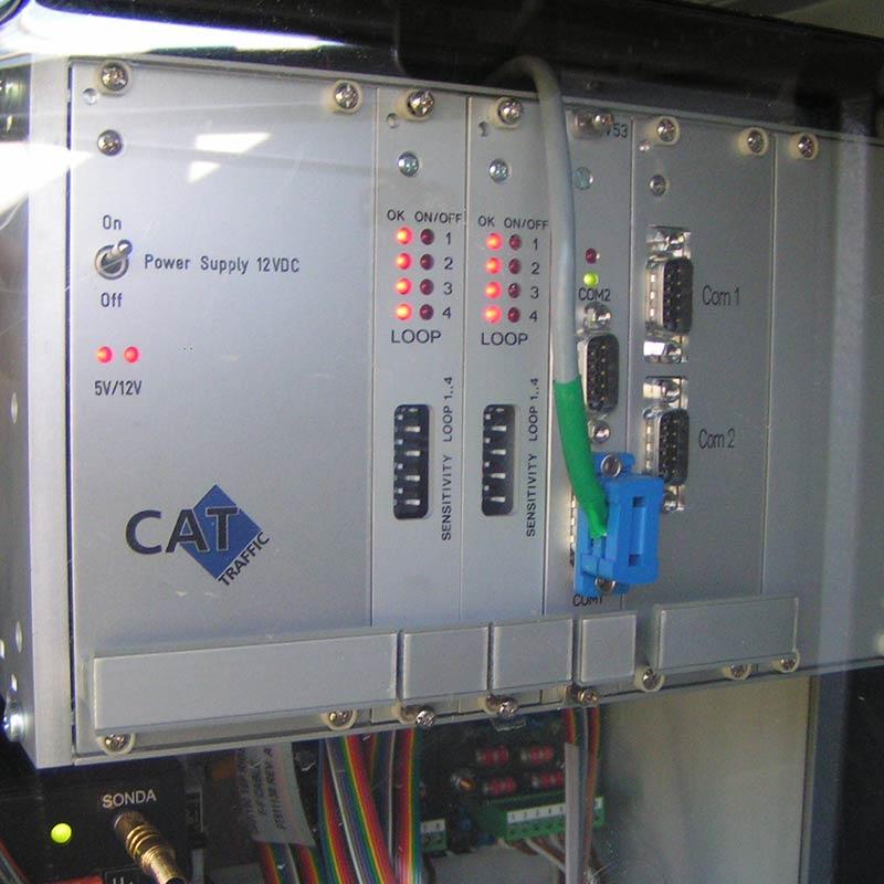 Licznik pętlowy AVC 100