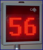 Inteligentny wskaźnik prędkości PictoSPEED