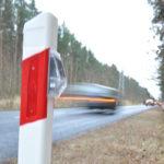 Virtual Road Fence