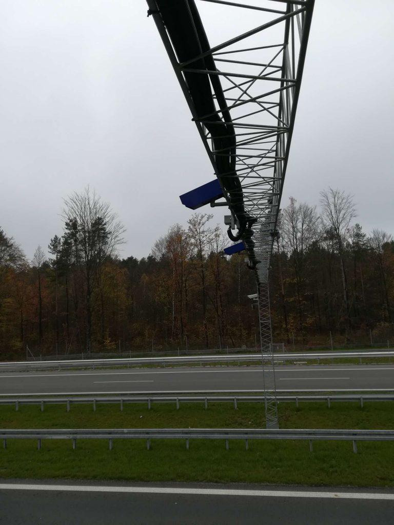 Budowa i utrzymanie stacji ważenia pojazdów ciężarowych
