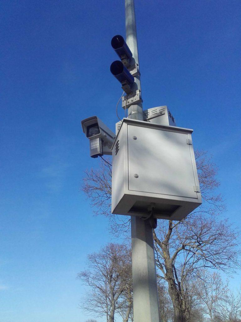 Kontrola wjazdu pojazdów ciężarowych na drogi powiatowe